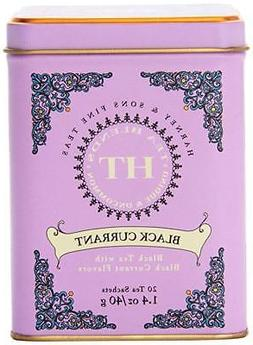 Harney & Sons, Black Currant Tea, 20 Tea Sachets, 1.4 oz