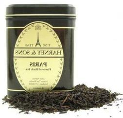 Harney & Sons Flavored Black Tea, Paris, 7 Ounce