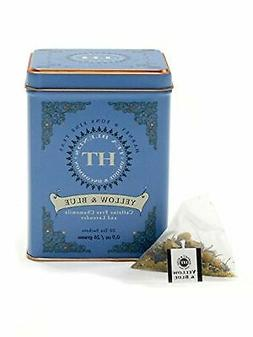 Harney and Sons Yellow and Blue Tea Sachets, Chamomile and L