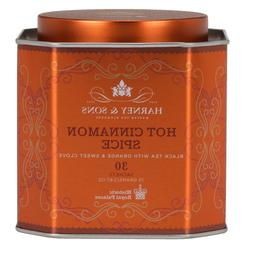 Harney  Sons Hot Cinnamon Spice Black Tea with Orange and Sw