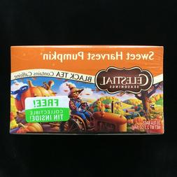 Celestial Seasonings Herbal Sweet Harvest Pumpkin Black Tea