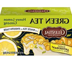 Celestial Seasonings Green Tea, Honey Lemon Ginseng, 20 Coun