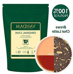 India's Original Masala Chai Tea Loose Leaf  | 100% NATURAL