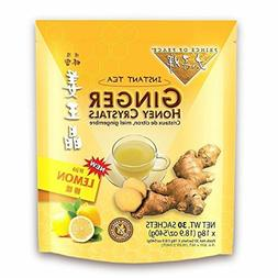 Prince of Peace® Instant Lemon Ginger Honey Crystals  Pack