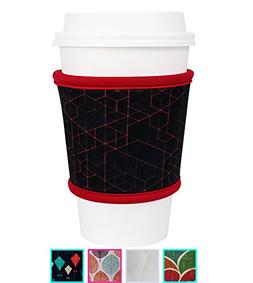 MOXIE Cup Sleeves – Premium Insulated Reusable Cup Sleeve