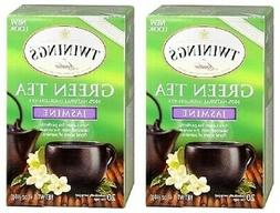 TWINNGS Jasmine Green Tea 20 BAG