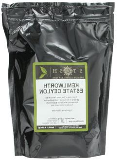 Stash Tea Kenilworth Estate Ceylon Black Loose Leaf Tea 16 O