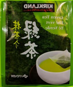 KIRKLAND SIGNATURE ITO EN JAPANESE GREEN  TEA WITH SENCHA &