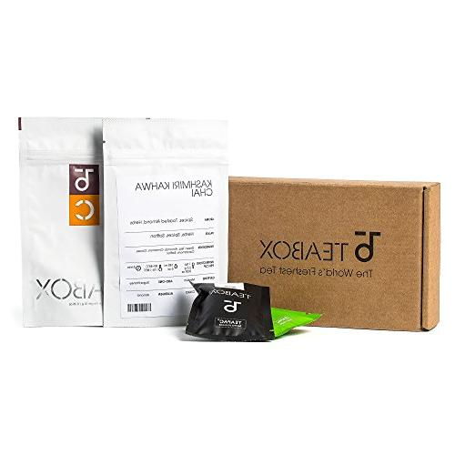 1 variety tea collection includes