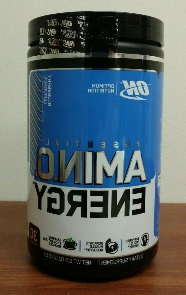 Amino Energy Optimum 30 Servings ON