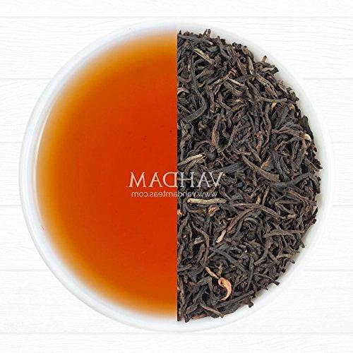 Assam Tea Leaves , RICH, Loose Origin Loose Iced Tea, FTGFOP1 Long 16oz