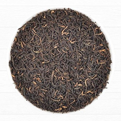 Assam , STRONG, MALTY & RICH, Origin Leaf, Hot Iced Tea, FTGFOP1 Grade, 16oz