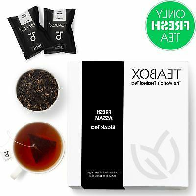 assam black tea 16 tea bags fresh