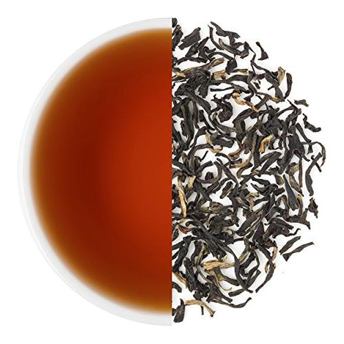 Teabox Assam Tea | STRONG Golden Orthodox Black 3.5 Oz