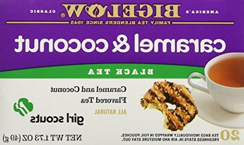 girl scout caramel coconut cookie