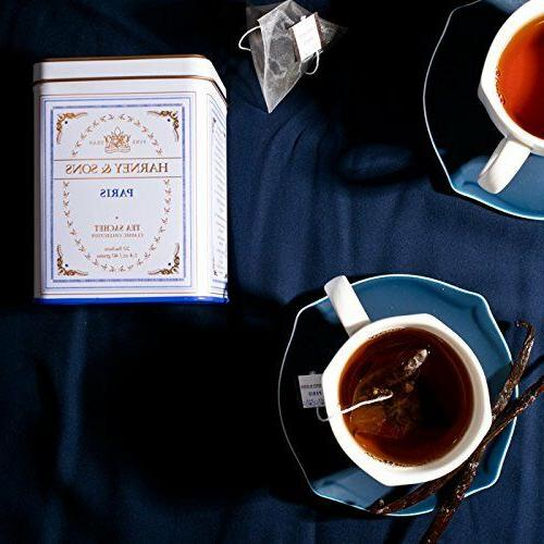 Harney Paris, Black Tea,