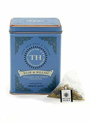 harney and sons yellow and blue tea