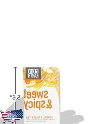 Good Black Sweet Spicy, 18 Count Bags