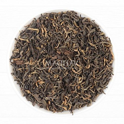 Imperial from 3.53 Black - Robust, Aromatic & Flavoury, Black Leaf Sourced Direct from High Kombucha Loose Leaf Tea