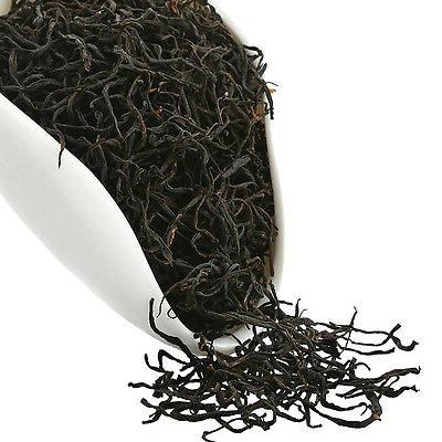 lapsang souchong black tea smoked caffeinated loose