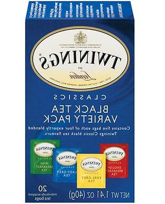 Twinings Black Variety Pack - 20
