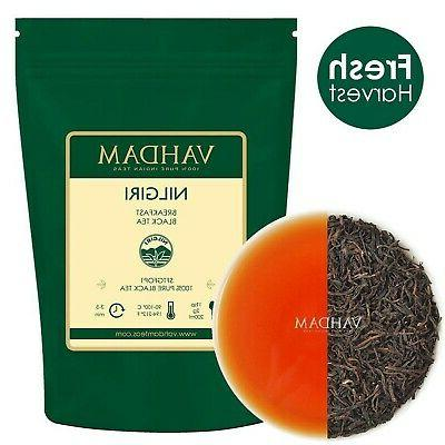 VAHDAM, Breakfast Tea | 100% Black