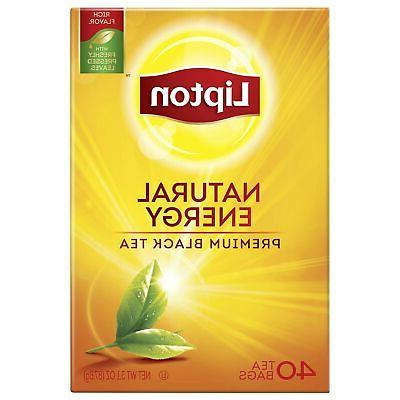 Lipton K-cup pods, Hot Natural 12 Pack of