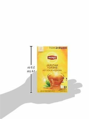 Lipton pods, Iced Natural Energy, count Pack of