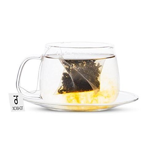 Teabox Holiday Tea Gift Flavors, 16 Tea Bags
