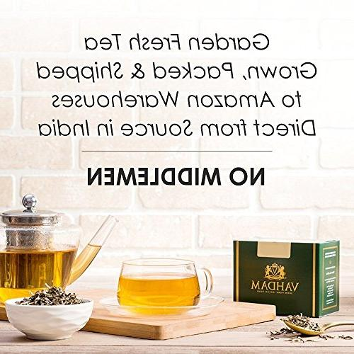 VAHDAM, Second MALTY ASSAM Leaf 100% Leaves with | Iced Tea or |