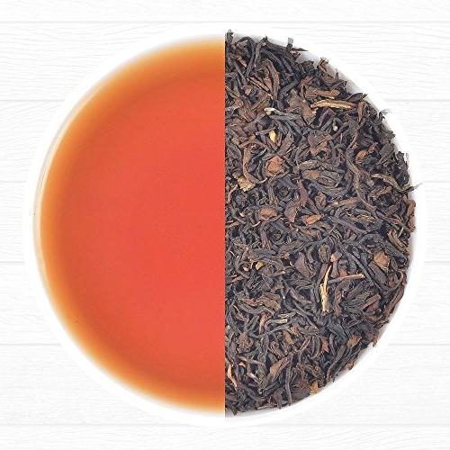 VAHDAM, Leaves​ from Himalayas , 100% Certified Unblended Darjeeling Black Loose & Shipped Direct Source Bag
