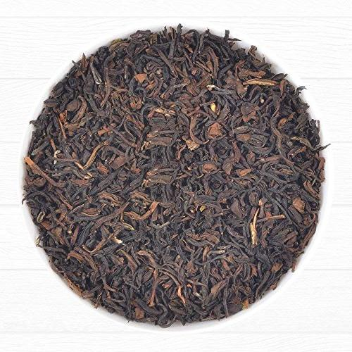 VAHDAM, Leaves​ from Himalayas , 100% Certified Unblended Darjeeling Black Tea, FTGFOP1 Loose Leaf & Shipped from Source India, Bag