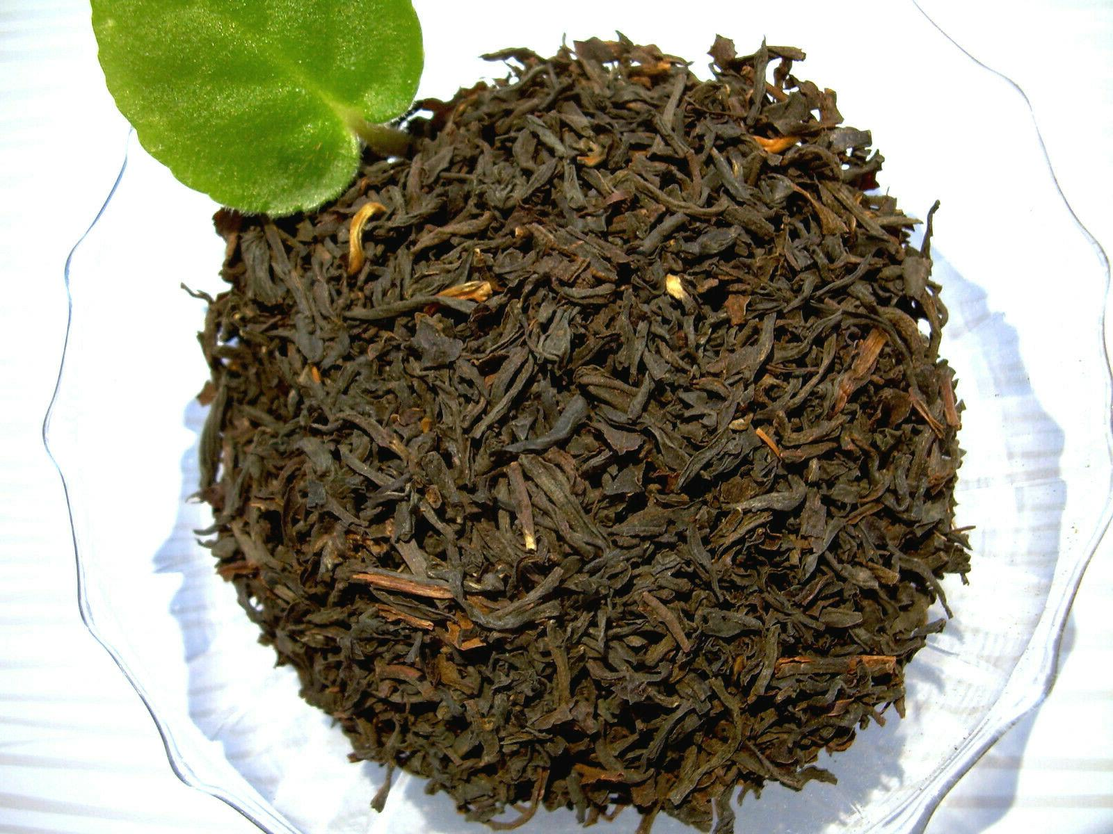 tea organic assam from india blended loose