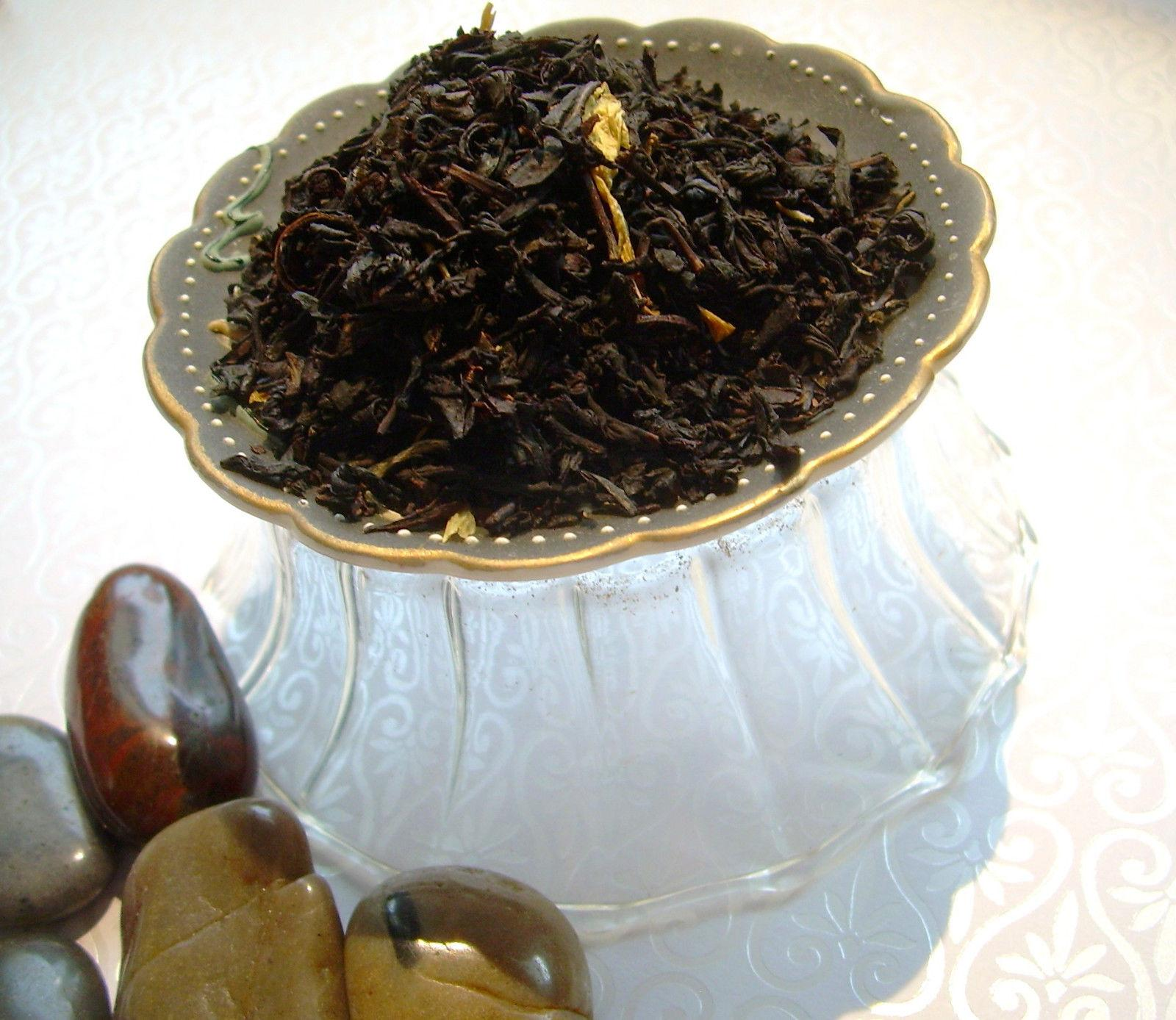 Blackberry  Loose Leaf Aged Asian Black Tea Blend Pure & Nat