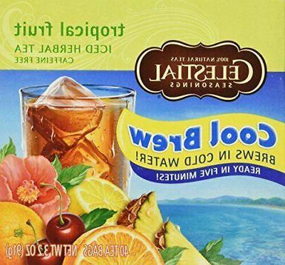 tropical cool brew iced tea