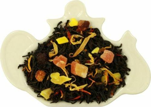 Basilur Two Layer Exotic fruits black & pure Tea