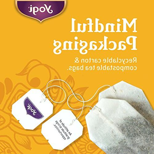 Spice Perfect Energy - Energizes and - Tea Bags