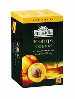 Ahmad Tea London- Apricot Sunrise Black Tea x 20 ct Tea Bags