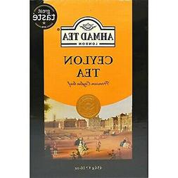 Ahmad Tea of London : Ceylon Tea  500ge/17.6 oz.