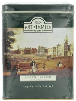 Ahmad Tea Loose Ceylon Special Blend with Earl Grey Tea, 17.