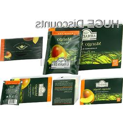 Ahmad Tea Mango Magic Black Tea, 20-Count Boxes