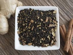 Masala Chai Black Tea Organic loose leaf tea bags healthy sp