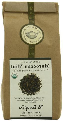 The Tao of Tea Moroccan Mint, 8-Ounce Bags