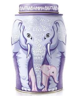 Williamson Mother Love Black Earl Grey Tea Elephant Caddy Ti