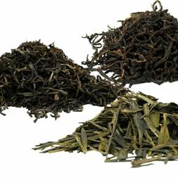Natural Assorted Green Black Herbal Oolong Chinese Tea Sets