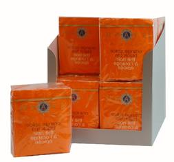 Stash Tea Orange Spice Black Tea 10 Count Tea Bags in Foil
