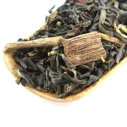 Tao Tea Leaf Orangic Blend Vanilla Black Tea, 50g Premium Lo
