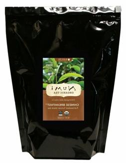 Numi Organic Tea Chinese Breakfast Yunnan Black Tea, Loose L