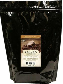 Numi Organic Tea Chocolate Pu-erh Tea, Loose Leaf Tea, 16 Ou