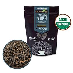 Liquid Planet Organic Teas - Premium Full-Leaf, Caffeinated